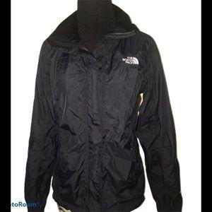 The North Face Black Rain Jacket or Wind Breaker S